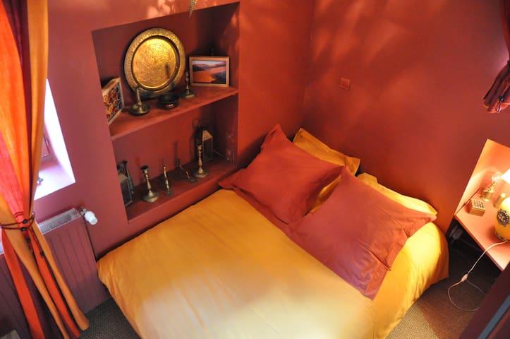 Chambre SAFRAN offerte