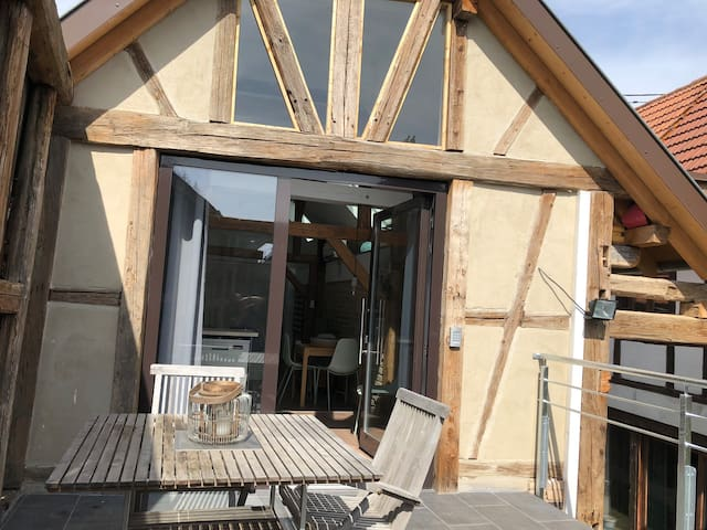 My l'ITTle Home, ancienne ferme près de Strasbourg