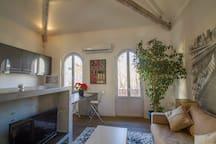 Appartement/ loft de charme  Wifi/TV Sainte Maxime
