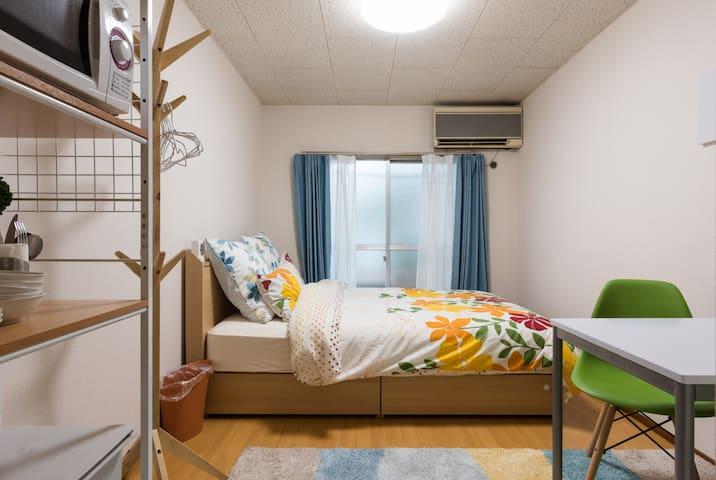 ★6 min walk from Meguro sta - Shinagawa-ku - Apartment