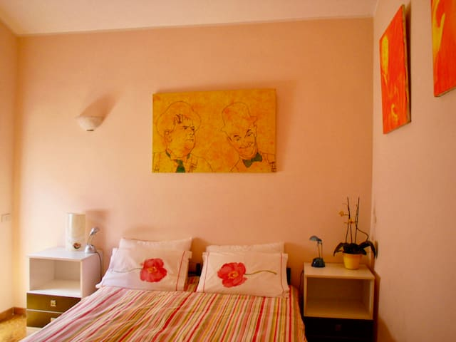 Camera 2. Due letti singoli