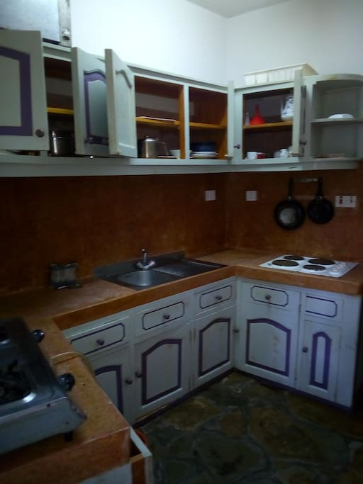 Single room- kitchen