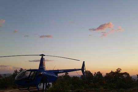 Fly to your bed - Flinders Ranges - Tent