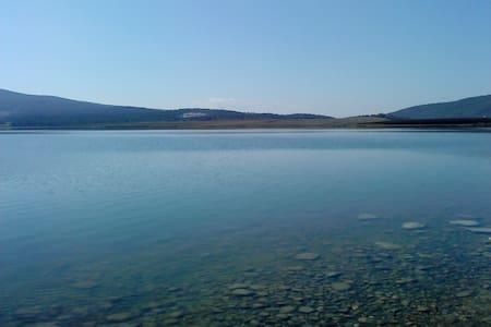 bazaleti lake - Tianeti - Casa