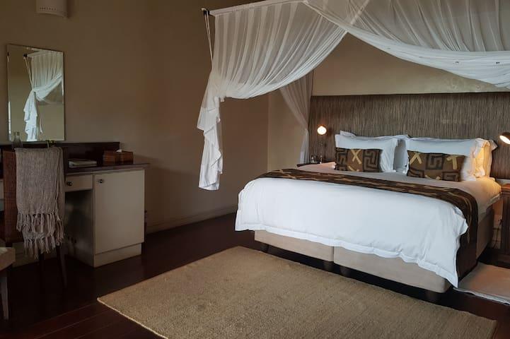 Veranda Suite at Tutwa Desert Lodge