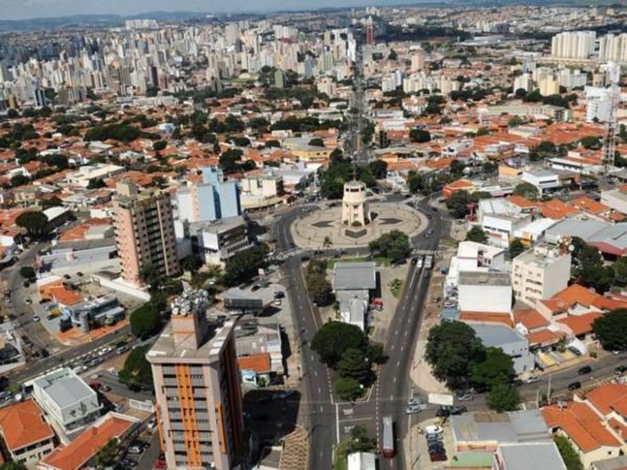REGIÃO DA CIDADE