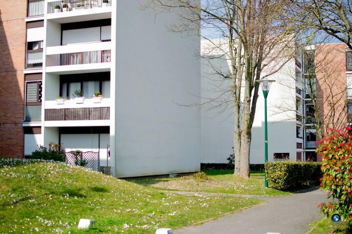 Chambre à louer - Les Ulis - Appartement