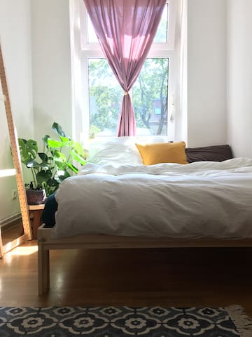 Cozy room in Berlin Mitte