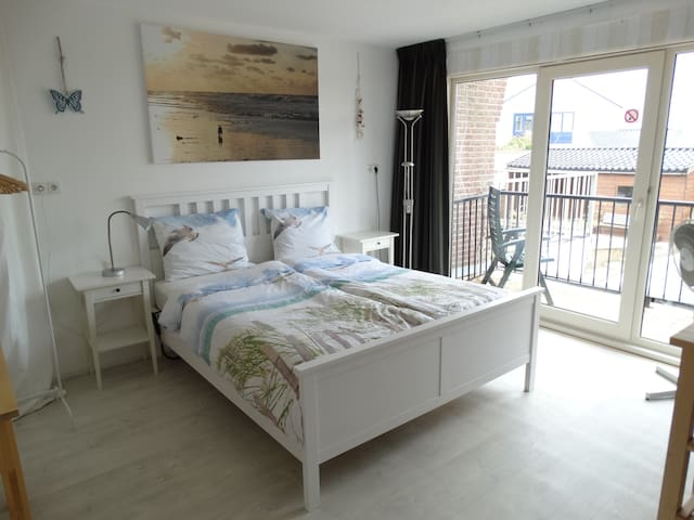 Holiday home #1 (sea view + roof terrace) - Zandvoort - Apartament