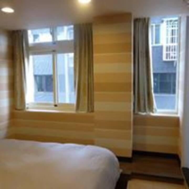 Come Inn Taipei ll 2人房