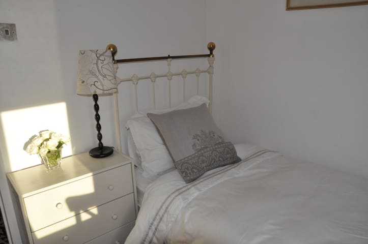 Sunny single room in a beautiful Brentford home