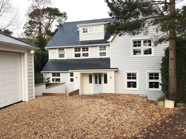 New England home five minutes from Sandbanks Beach