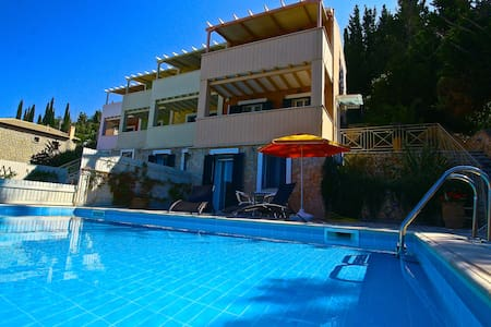 Agios Nikitas View Villas - Agios Nikitas - Villa