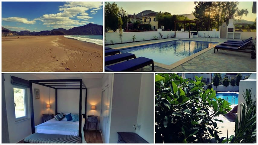 Boutique Turkish Retreat - Dalyan - Apartamento