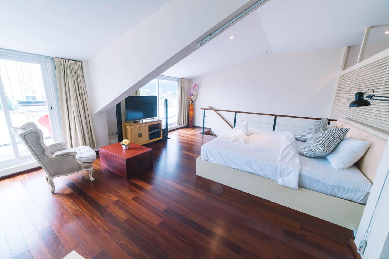 Master bedroom 2d floor