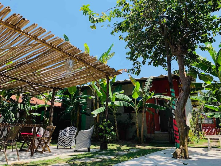 Casa Tatu do Bem: Flat Jardim