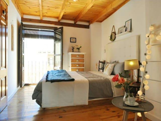 Hermosa casa en el Albaicín bajo (Granada)