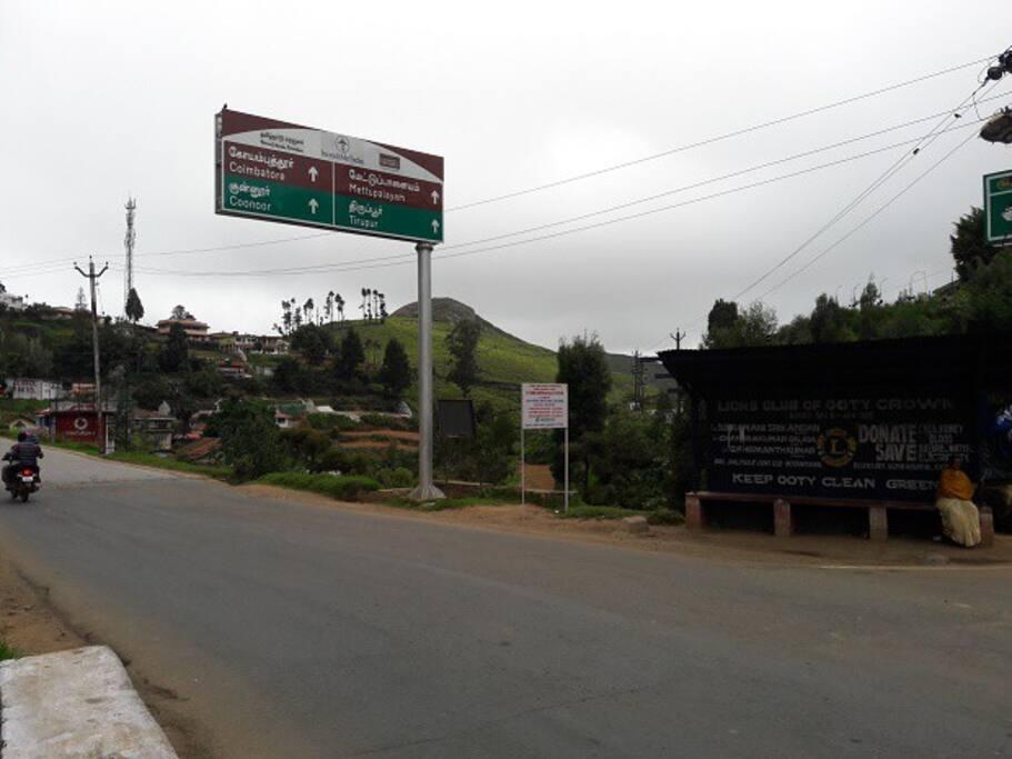 Lovedale Junction