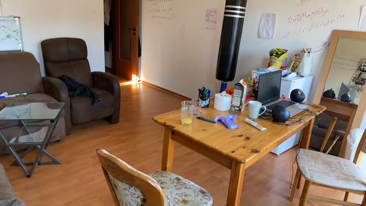 apartment one room