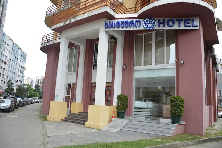A great choice for Smashing vacation in Batumi