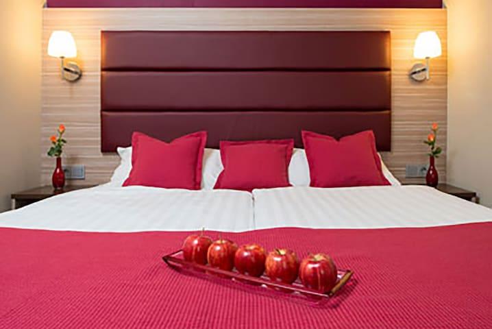 Zimmer im Hotel Munich City, zentrumsnah!