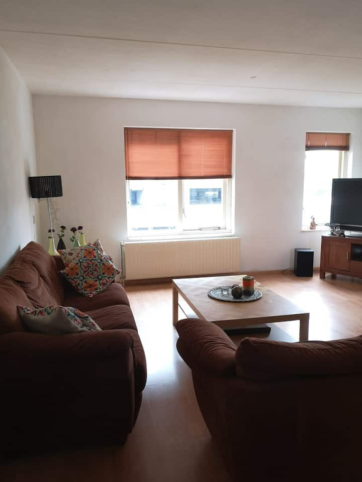 Teyler Apartment with free parking possibility
