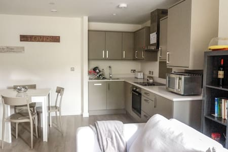 Stunning one bedroom apartment with balcony