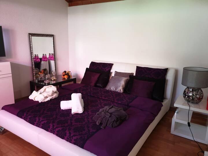 Magnifiques chambres dans Villa discrète et calme