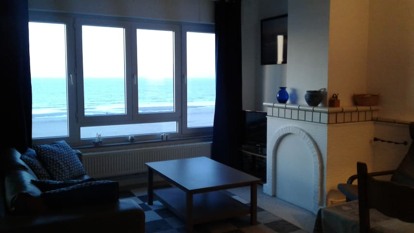Appartment in Blankenberge seaview - near Brugge - Blankenberge - Wohnung