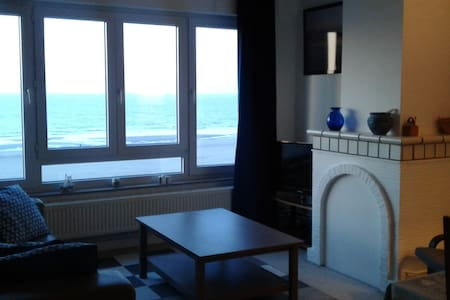 Appartment in Blankenberge seaview - near Bruges - Blankenberge - Daire