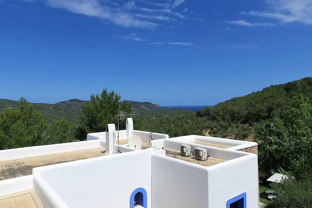 Marvellous Sea Views Of Sant Miquel Bay...