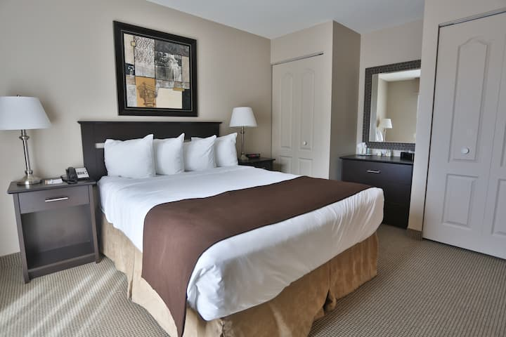 Executive Suite St-Sauveur 1