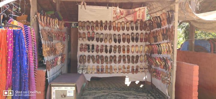 Traditional Shoe Shop