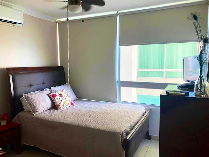 Room in Panama City