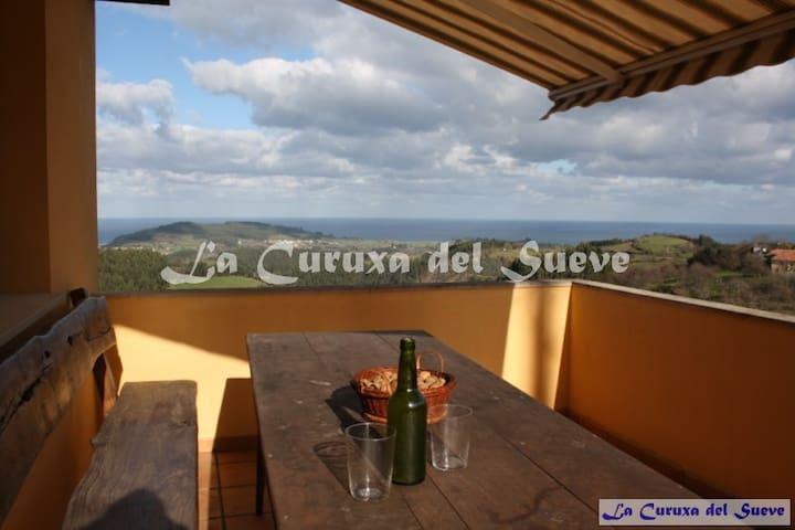 Casa Rural La Curuxa Del Sueve - Carrandi