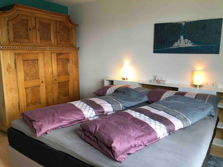 Wohnung mit See und Bergsicht  im **** Spa Hotel