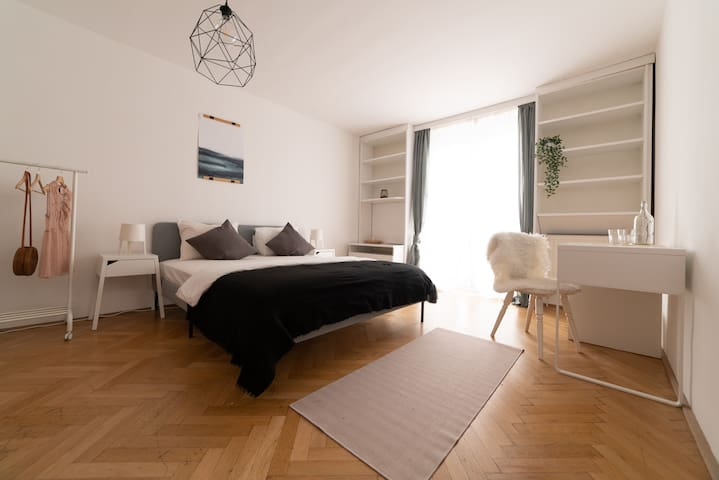 Your apartment in the urban district of Vienna <3