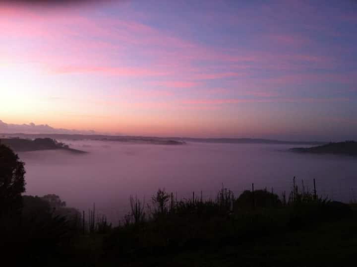 Stunning views in Byron hinterland