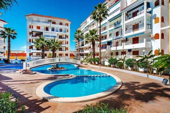 Viñamar IV Apartament Dalia - La Mata, Torrevieja