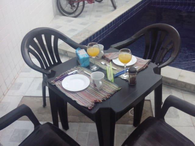 Apartamento Casa com Piscina em Jacumã Carapibus - Jacumã - Apartment