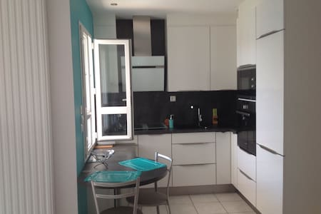 Petite maison de plein pied , très agréable - Saint-Gilles-Croix-de-Vie - Casa