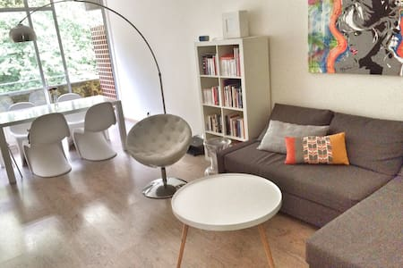 Appartement studio terrrasse - Jette