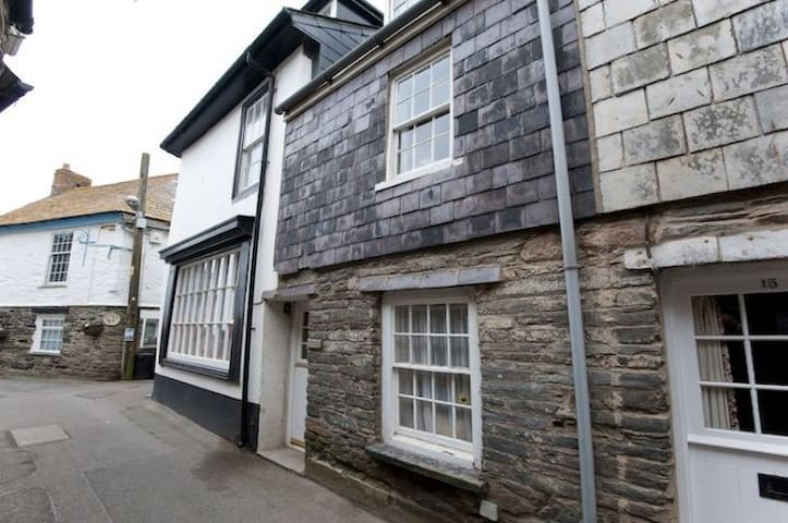 Fishermans Cottage - Port Isaac - 獨棟