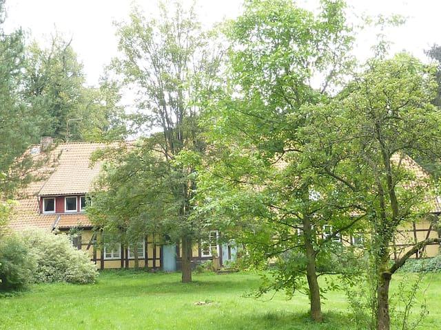 Zimmer in Göhrde /Tor zum Wendland - Göhrde - Casa