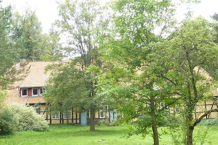 Zimmer in Göhrde /Tor zum Wendland - Göhrde - Ev
