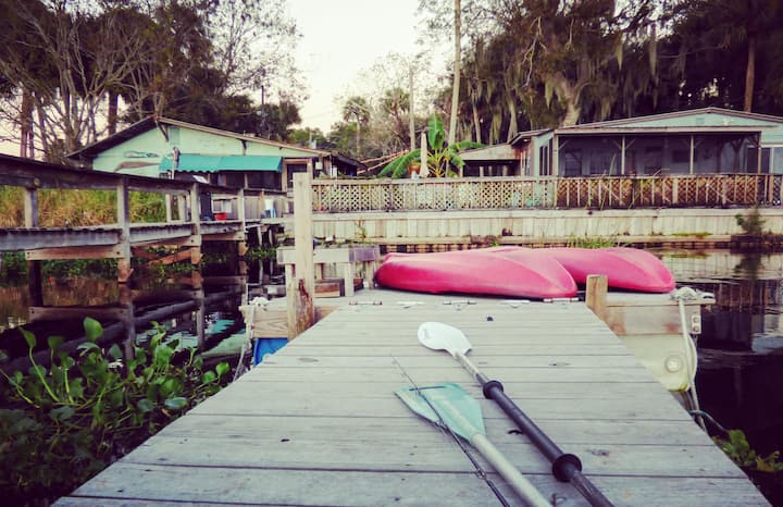 Private Waterfront 3 Bedroom 2 Bath Vacation Home