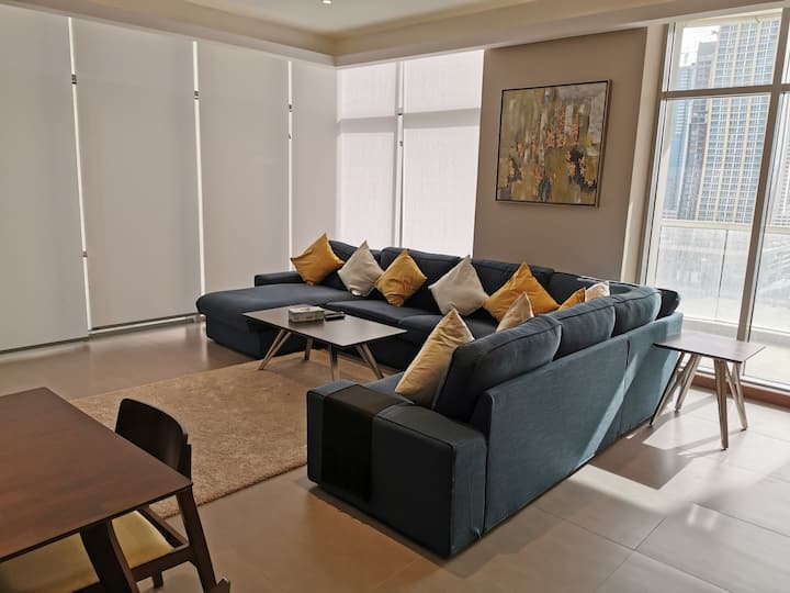 2 bedroom Luxury Apartment at Seef City Centre
