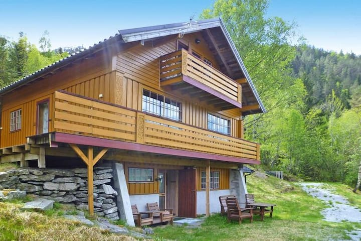 4 star holiday home in Stryn