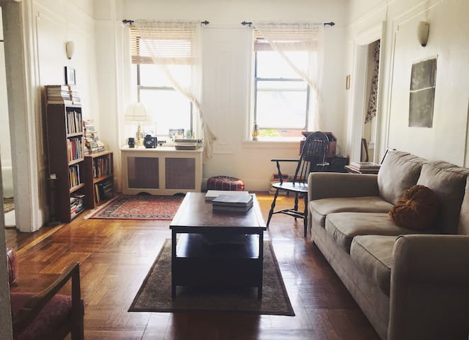 Your own private big Brooklyn apt!