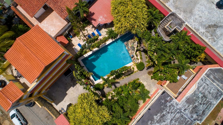 Tropical Garden-EXCLUSIVE APARTAMENT Couples (A)